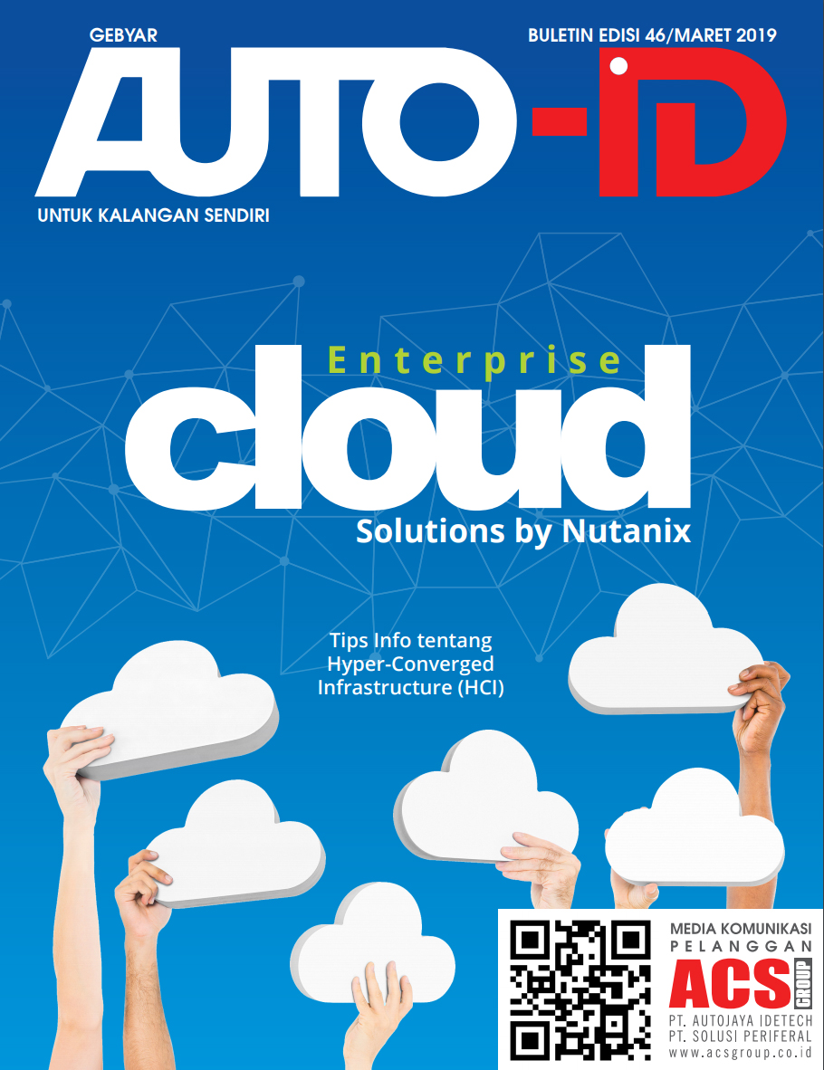 Gebyar Auto-ID Vol 46 Enterprise Cloud Solutions by Nutanix
