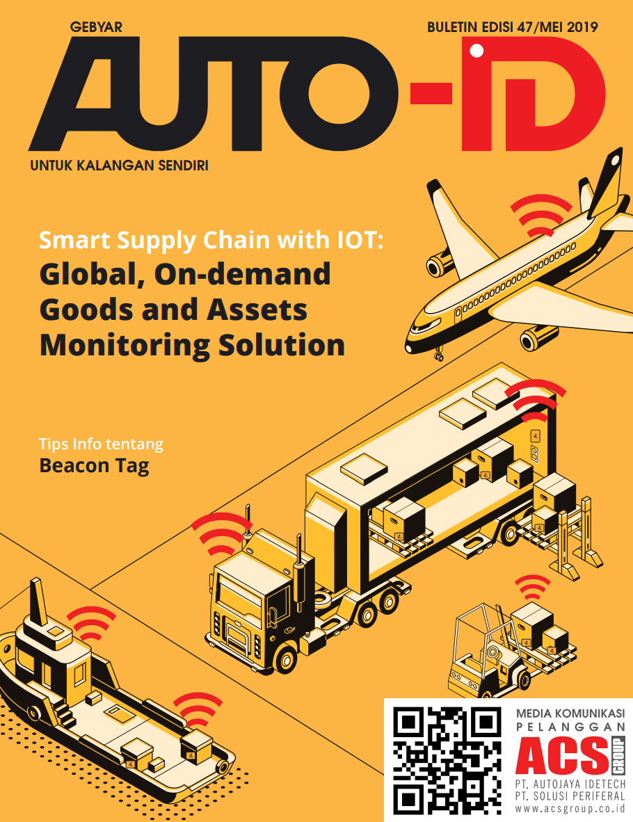 Gebyar Auto-ID Vol 47 Global, On-Demand Goods and Assets Monitoring Solutions
