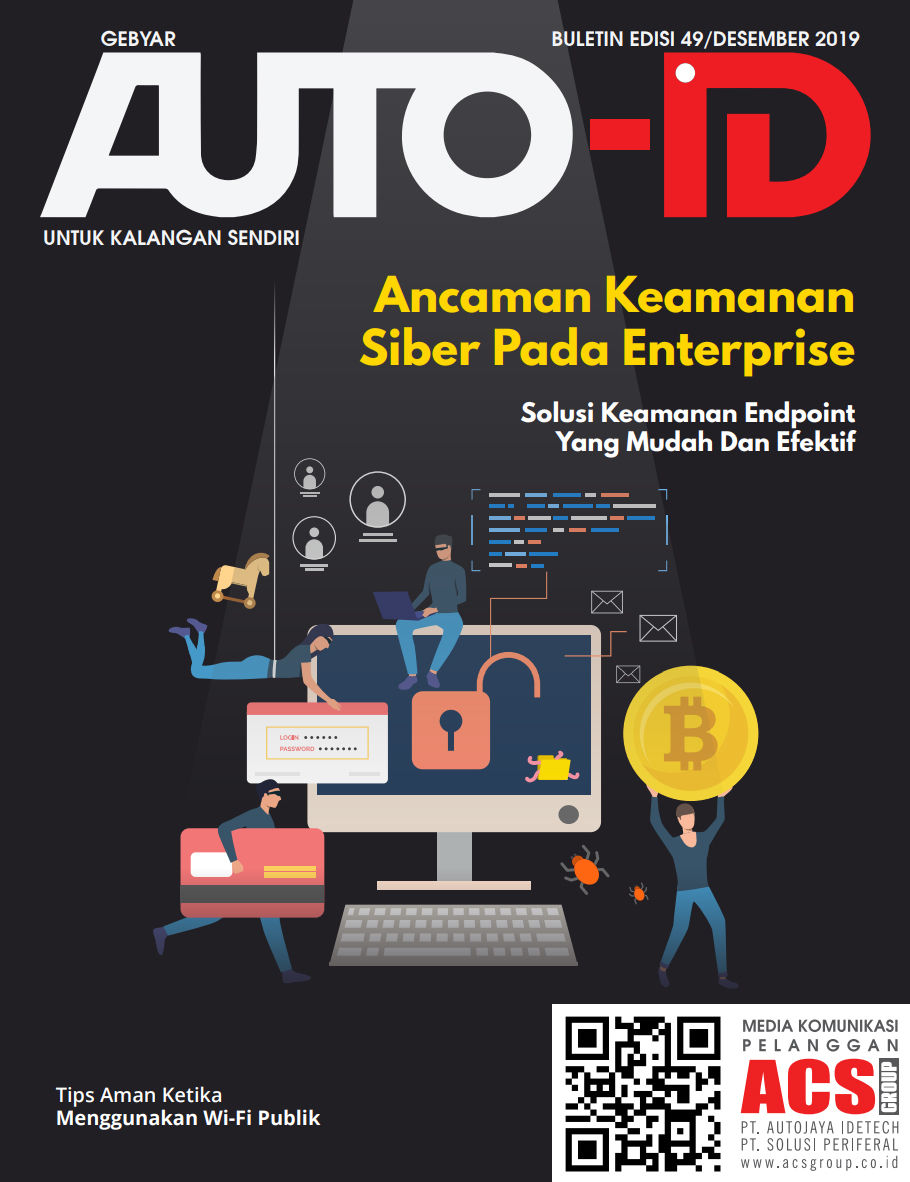 (English) Gebyar Auto-ID Vol 49 Ancaman Keamanan Siber Pada Enterprise