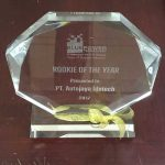(Indonesia) Rookie of the Year Blue Power Technology (CTI Group)