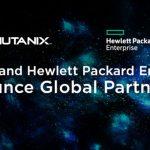 Hewlett Packard Enterprise (HPE) and Nutanix (NTNX) Announce a Global Partnership