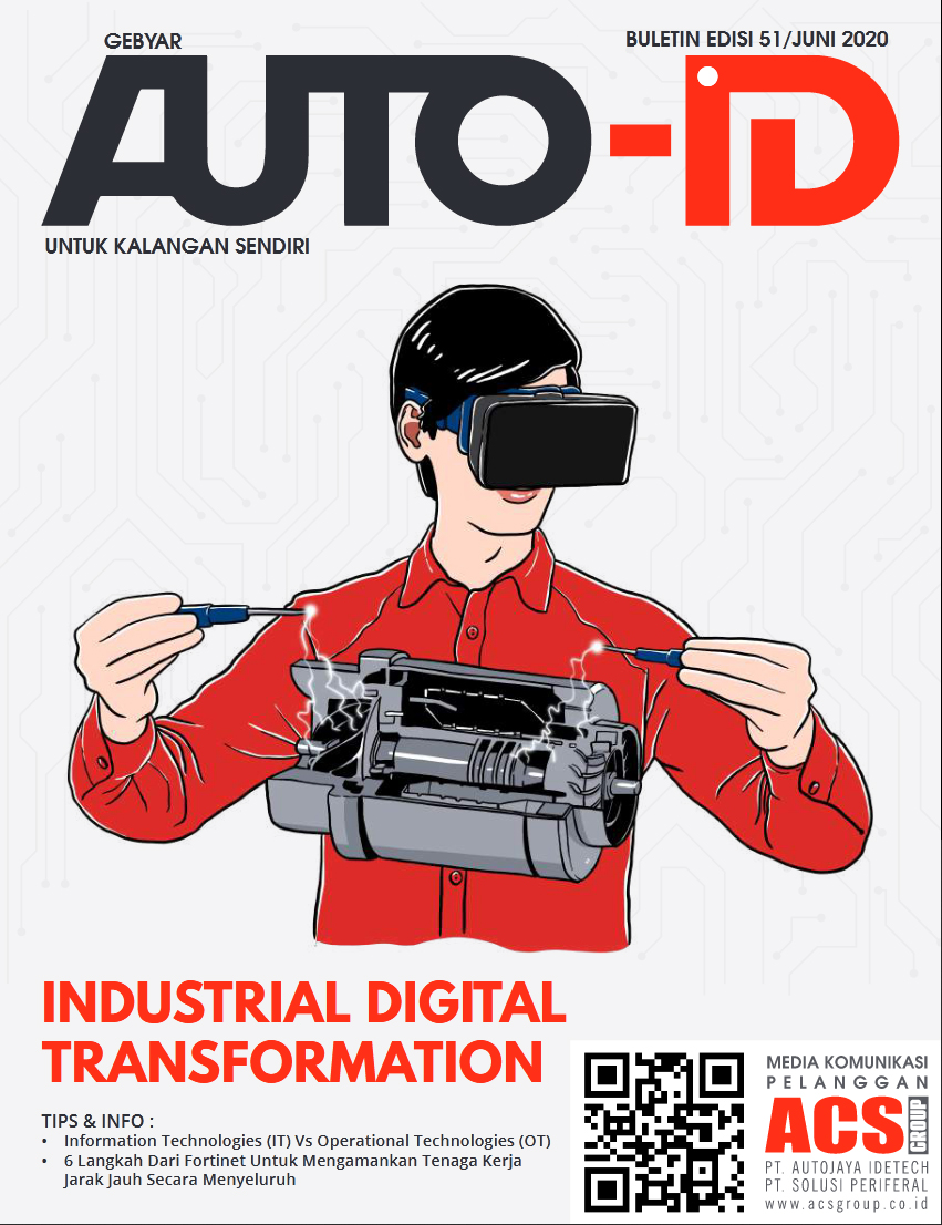 (English) Gebyar Auto-ID Vol 51 Industrial Digital Transformation 2020