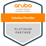 Aruba Platinum Partner
