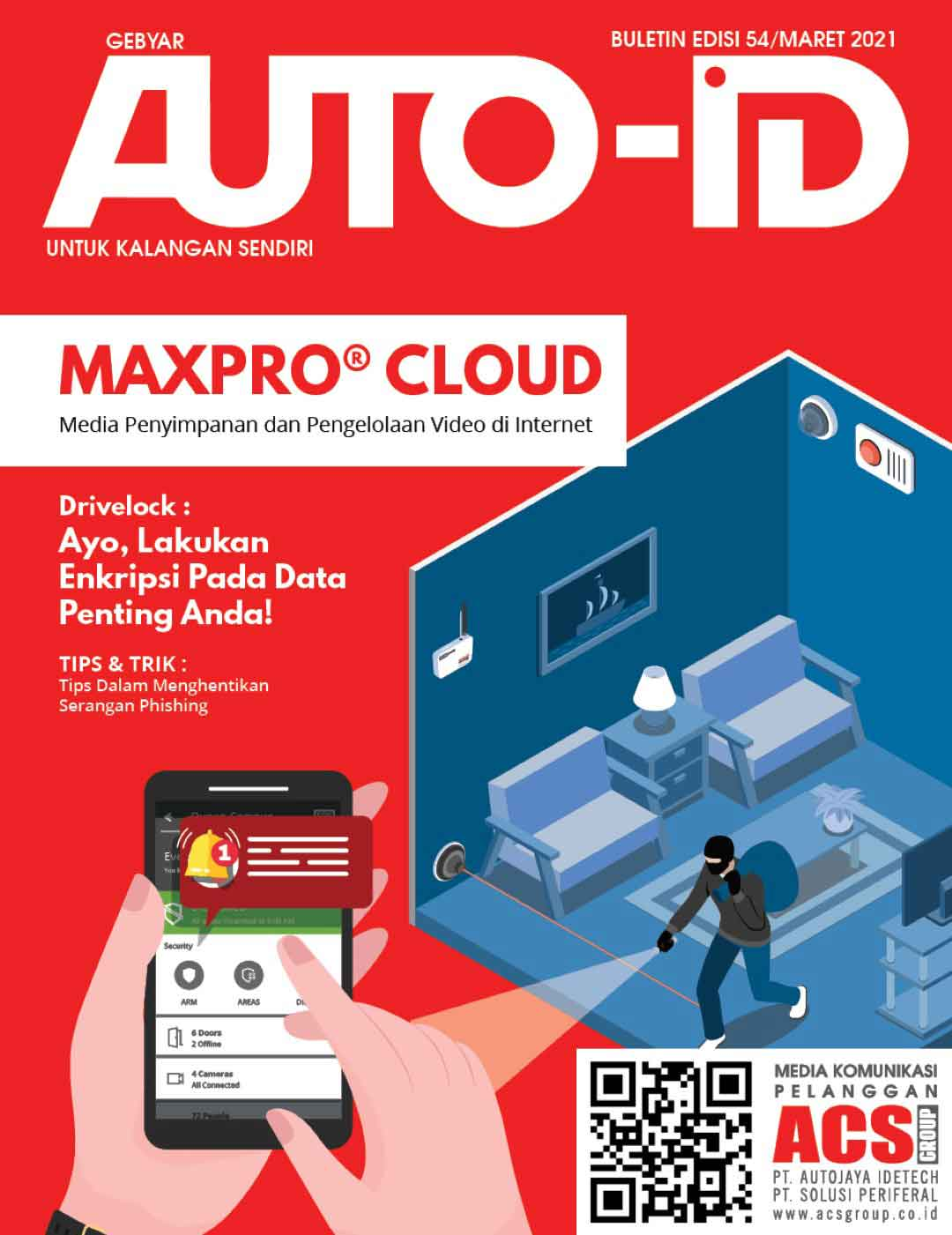(English) Gebyar Auto-ID Vol 54 Maxpro Cloud