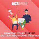 Mengenal Istilah Phishing dan Cara Menghindari Serangan Phishing