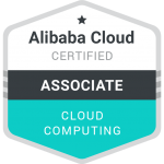 (English) ACA Cloud Computing Certification Associate