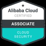 (English) ACA Cloud Security Certification Associate